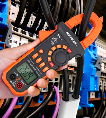Review of Meterk MK06 Digital Clamp Meter