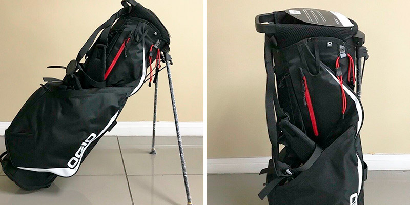 Review of OGIO SHADOW Fuse 304 Golf Stand Bag