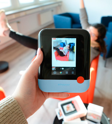 Review of Polaroid Pop 2.0 2 in 1 Wireless Portable Instant Photo Printer & Digital 20MP Camera with Touchscreen Display