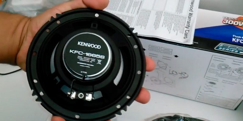 Detailed review of Kenwood KFC-1665S Car Audio Stereo Speakers