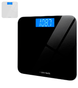 Innotech 767 Black Digital Bathroom Scale