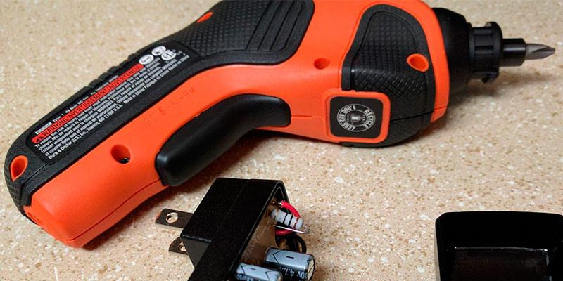 Review of BLACK+DECKER BDCS20C Cordless Rechargeable Screwdriver