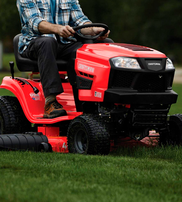 Review of Craftsman T150 46-Inch 19HP Riding Lawn Mower