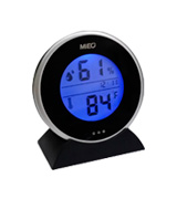 MIEO HH654 Round Digital Hygrometer for Humidor