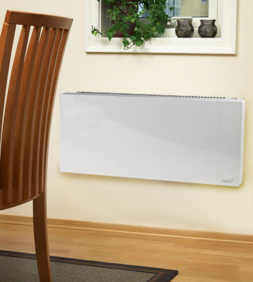 Review of New Age Living Phantom 10 Wall Panel Heater, Radiant & Convection, 750W