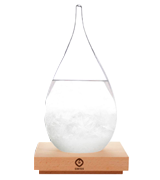 GM GMISS X-Large-3 Storm Glass Weather Forecaster