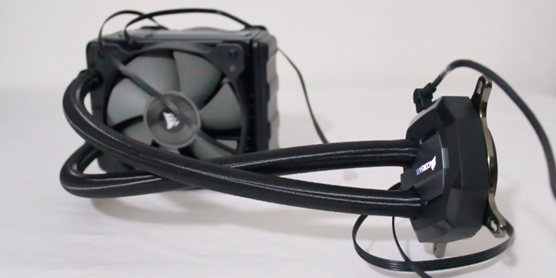 Detailed review of Corsair H80i V2 GT Performance Liquid CPU Cooler