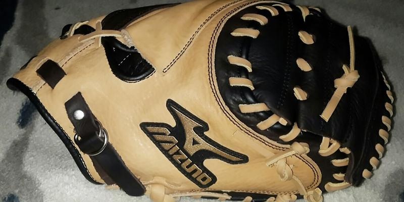 Review of Mizuno GXC75 Right Handed Throw