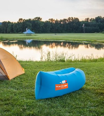 Review of Chillbo SHWAGGINS 2.0 Inflatable Lounger