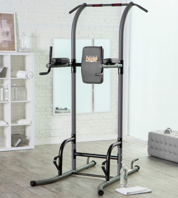 Review of Body Max VKR1010 Fitness Multi function Power Tower