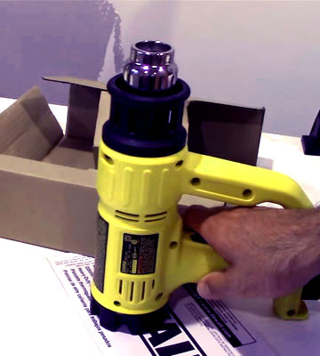 Review of DEWALT D26950 Heat Gun