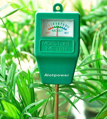 Review of Alotpower Moisture Meter Soil Moisture Sensor Meter