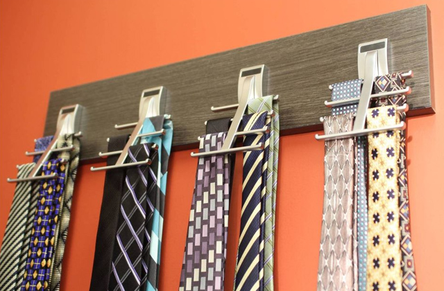 Best Tie Racks for Your Accessories