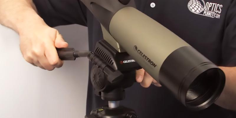 Review of Celestron 52252  Ultima Zoom Spotting Scope