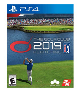 2K The Golf Club 2019 Featuring PGA Tour for PlayStation 4