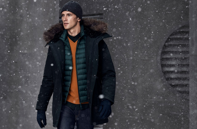 Comparison of Winter Jackets for Men
