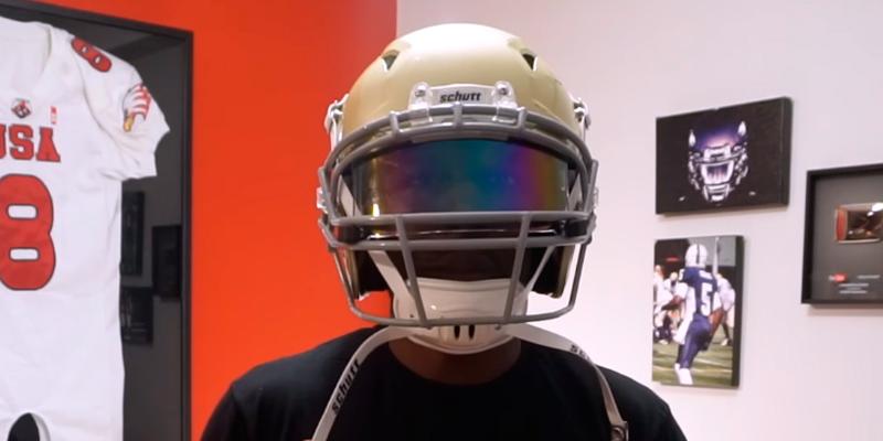 5 Best Football Helmets Reviews of 2018