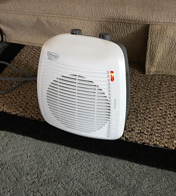 Review of De'Longhi HVY1030 Fan Heater
