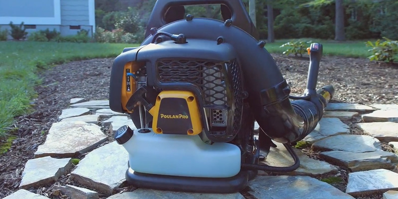 Review of Poulan Pro 967087101 48cc Backpack Blower