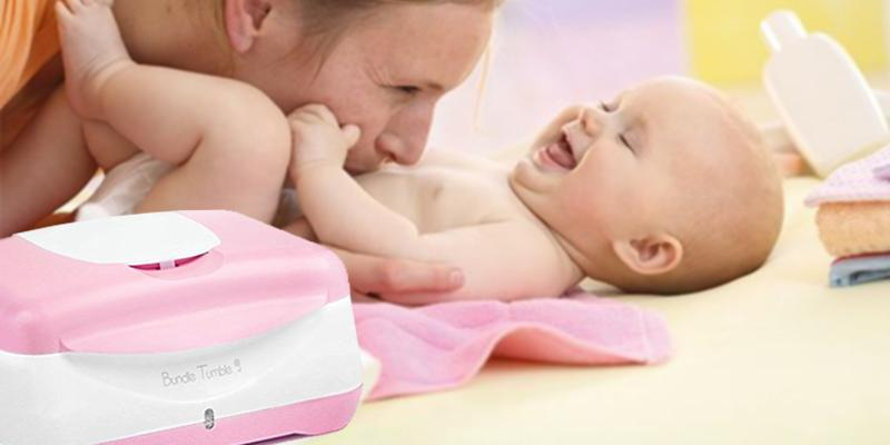 Review of BundleTumble Tumble ComfyClean Baby Wipe Warmer