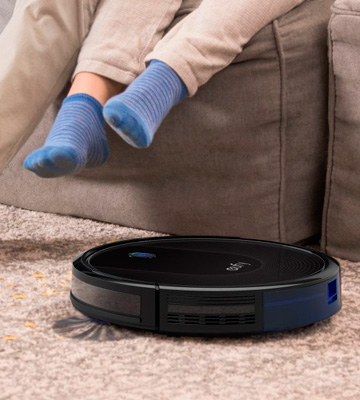 Review of Eufy AK-T2116111 BoostIQ RoboVac 30, Upgraded Robotic Vacuum Cleaner