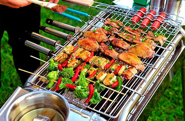Best Outdoor & Camping Grills