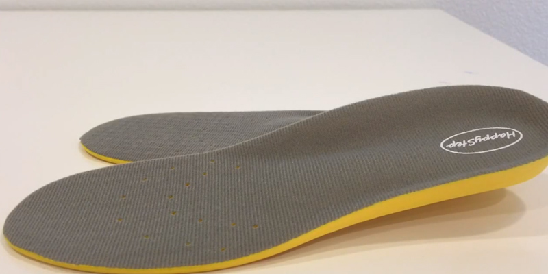 Review of Happystep Orthotic Insoles Shoe Insoles