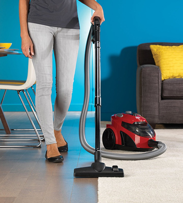 Review of Dirt Devil SD40010 Vacuum Cleaner