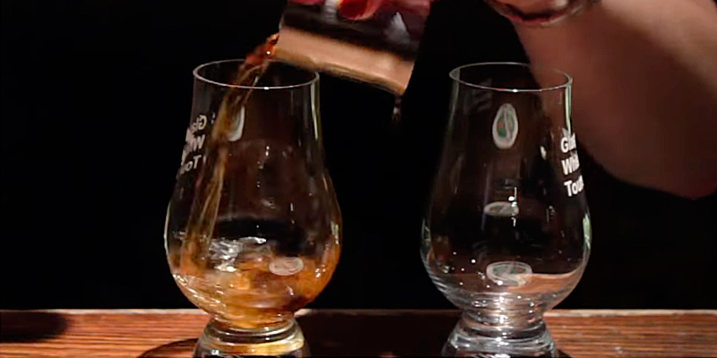 Review of Glencairn Crystal Whiskey Glass
