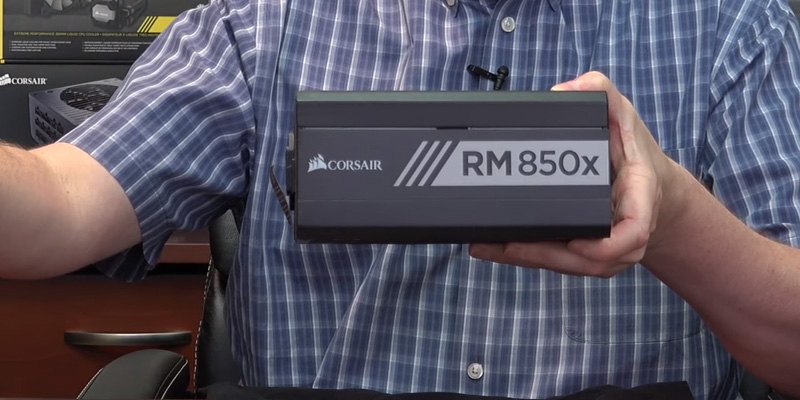 Review of Corsair RMx Series Fully Modular Power Supply, 80+ Gold Certified