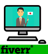 Fiverr Japanese Conversational Partner