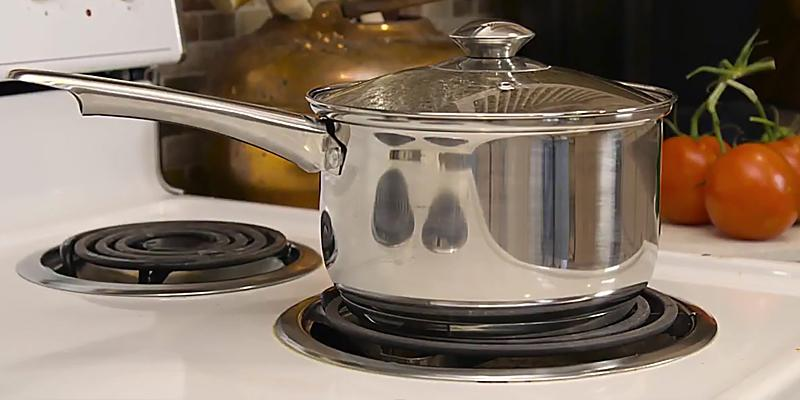 Review of T-fal 3 Qt. Double Boiler Steamer Pot