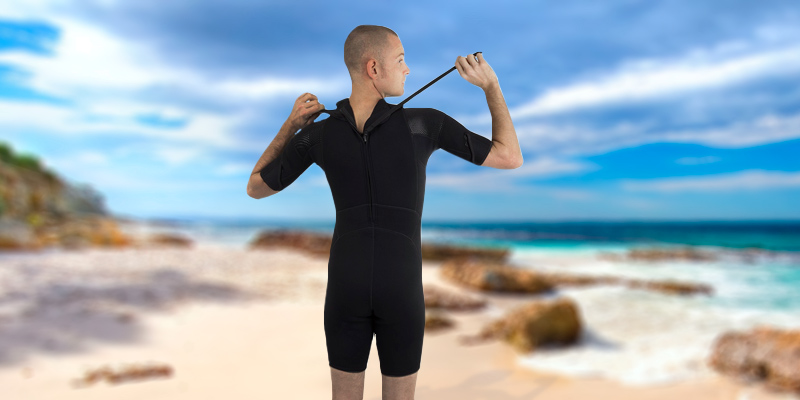 Review of Seavenger 3mm Shorty Wetsuit with Stretch Panels