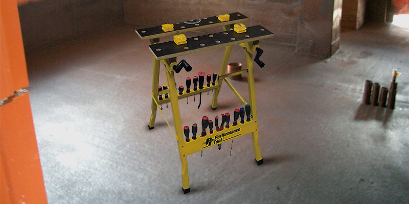 Review of Performance Tool W54025 Portable Multipurpose Workbench and Vise