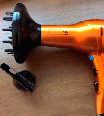 Review of Conair 259 Infiniti Pro Salon Performance Hair Dryer