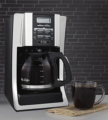 Review of Mr. Coffee BVMC-SJX33GT Programmable Coffeemaker