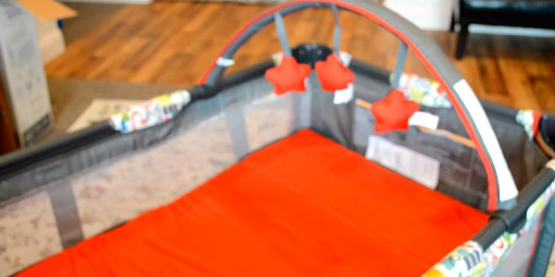 Detailed review of Graco Pack 'n Play Playard with Automatic Folding Feet