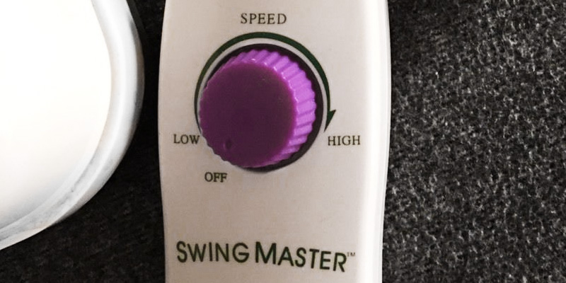 U.S. Jaclean USJ201 Swing Master Chi Machine in the use