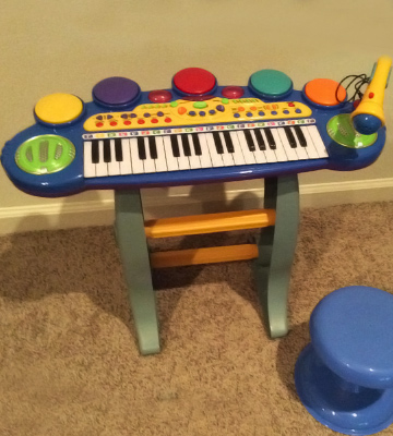 Review of Best Choice Products Kids Electronic Keyboard with Microphone