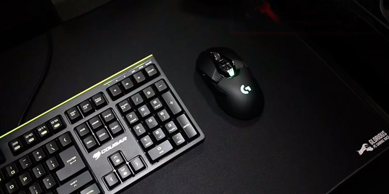 Review of Glorious G-E Extended Gaming Mouse Mat