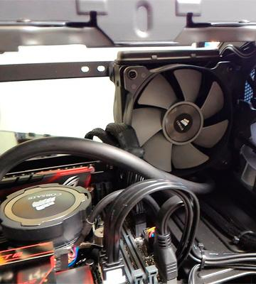 Review of Corsair H80i V2 GT Performance Liquid Hydro Series CPU Cooler