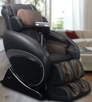Review of Osaki OS-4000T Zero Gravity Massage Chair, Black