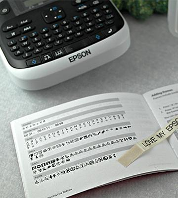Review of Epson LabelWorks LW-300 Label Maker