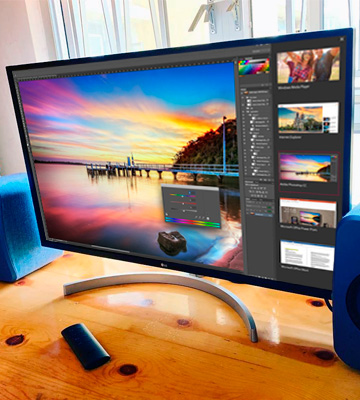 Review of LG 32UL750-W 32 Inch 4K UHD LED Monitor with HDR 600