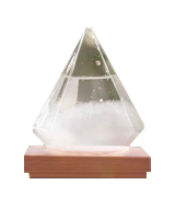 FlyWallD Diamond Weather Predictor Storm Glass Bottle