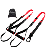 INTENT SPORTS Max Kit with Pro Straps Bodyweight Trainer Fitness Resistance
