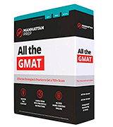 Manhattan Prep All the GMAT Strategy Guides