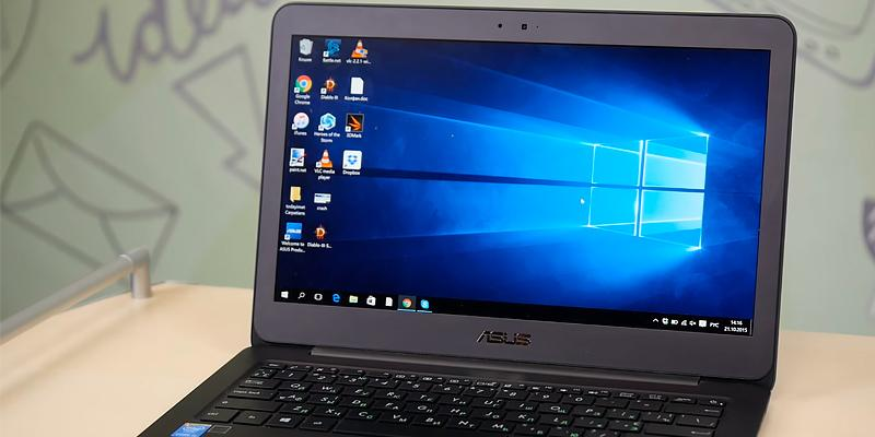 Review of ASUS UX330UA Ultra Thin, Core i5 Processor, 8GB DDR3, 256GB SSD, Windows 10