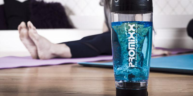 Review of Promixx Shaker Bottle