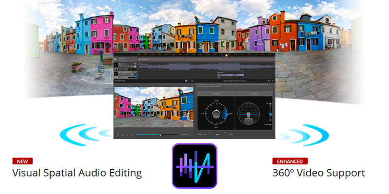 CyberLink AudioDirector 10 Ultra: Precision Audio Editing for Videos in the use